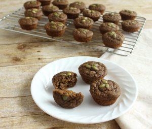 moringa muffins