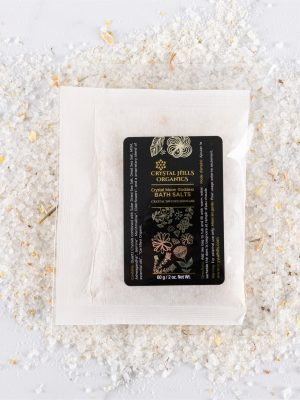 Crystal Moon Goddess Bath Tea