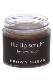 best natural lip scrub