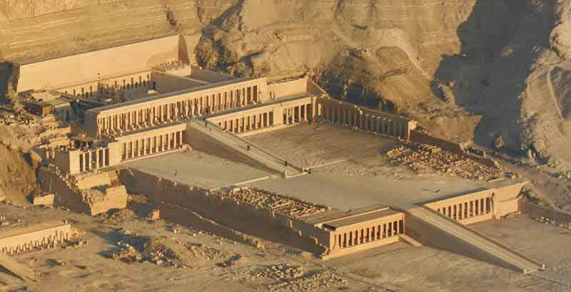 Image result for temple of hatshepsut