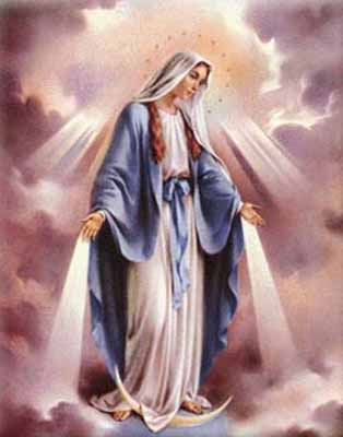 Image result for images of marian apparition
