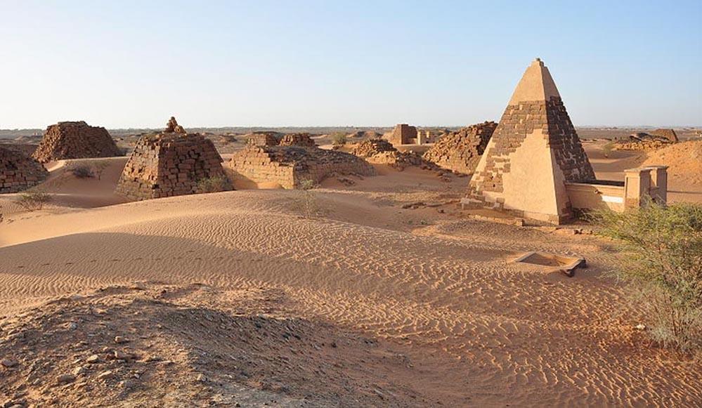 Early Civilization Kush