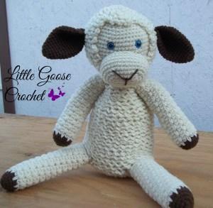 Ty's Little Lamb