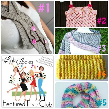 Linky Ladies Link Party #16