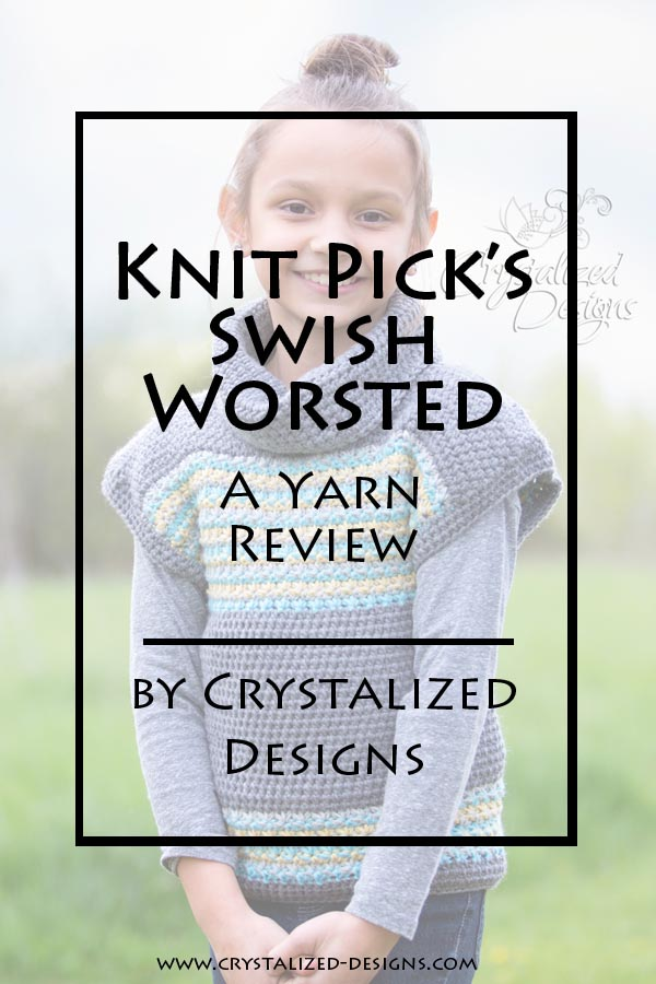 Knit Picks Swish Worsted Yarn Review