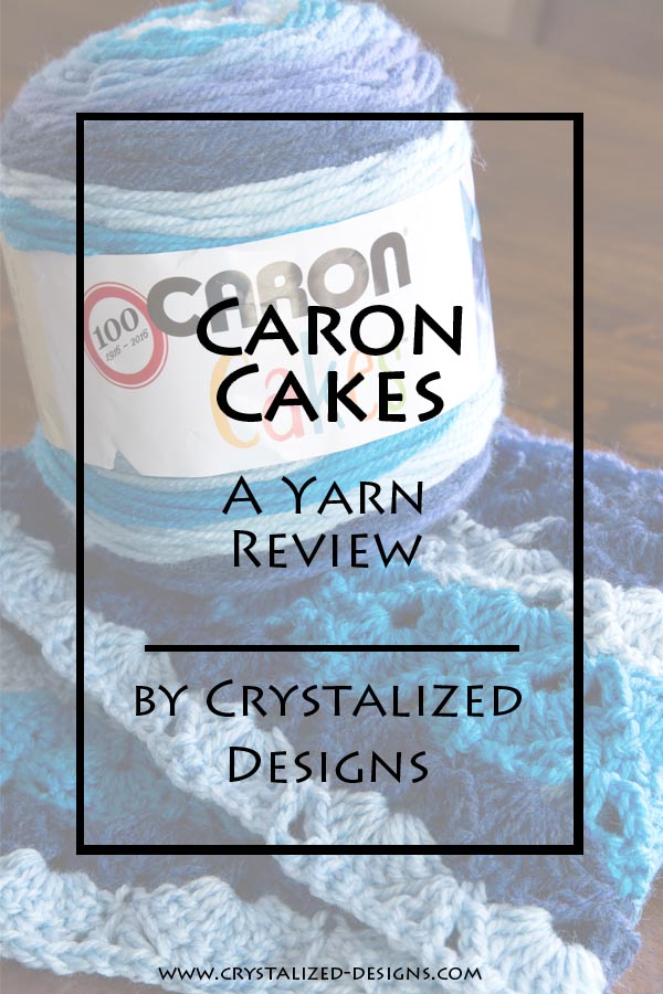 Caron Cakes Yarn Review