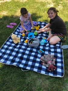 Picnic Basket Free Crochet Pattern by Crystalized Designs