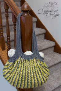 Bountiful Boho Bag by Crystalized Designs