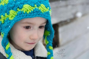 Dream Weaver Beanie by Crystalized Designs