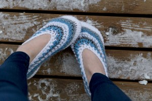 Avalon Slippers by Crystalized Designs