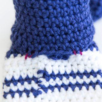 Marker Cap Water Bottle Cozy Crochet Pattern