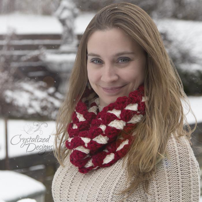 Meira Cowl Free Crochet Pattern