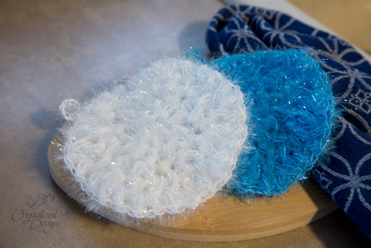 Kitchen Dish Cloth Crochet Pattern