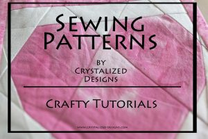 Sewing Patterns by Crystalized Designs