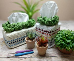 Kleenex cover crochet pattern