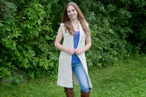 Juniper Vest Free Crochet Pattern site