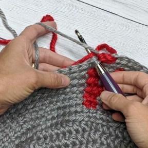 Crochet Color Behind 4