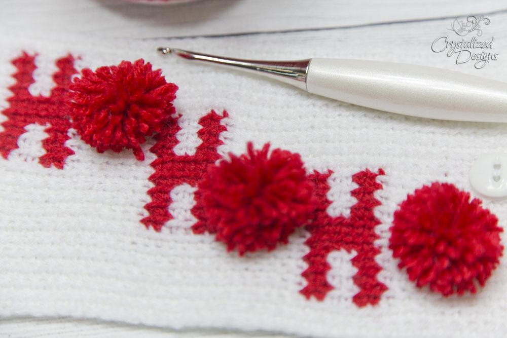 Holiday Mug Cozy Free Crochet Pattern