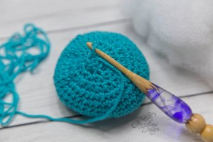Invisible Decrease Crochet Stitch