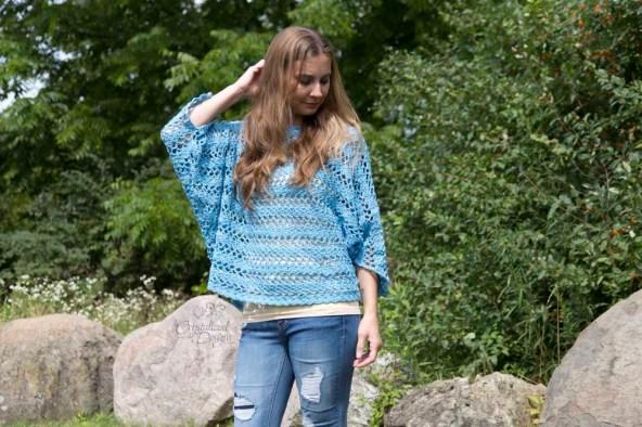 Summer Top Crochet Pattern