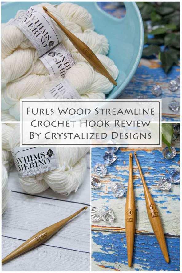 Crochet Hook Review Furls Wood Streamline