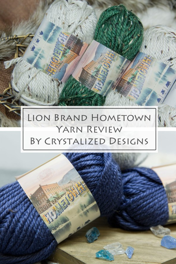 Hometown Yarn Review by Crystalized Designs 5