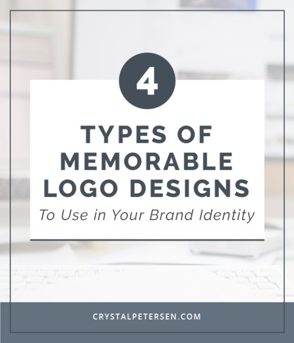4 Types of Memorable Logo Designs to Use in Your Brand Identity