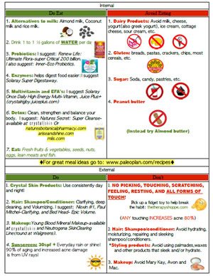 Skin Care Do's and Dont's
