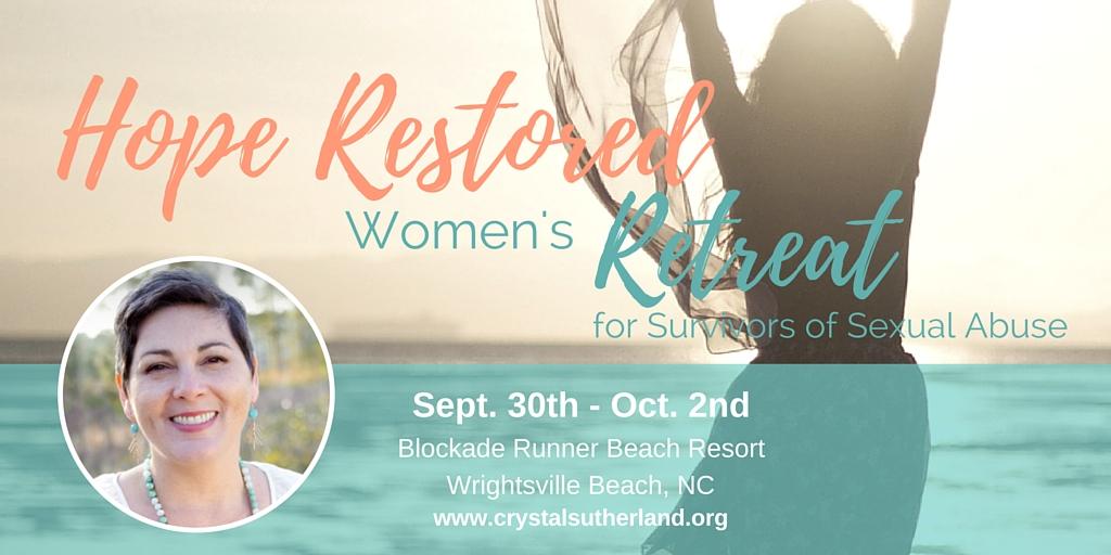 Register Now for Hope Restored!