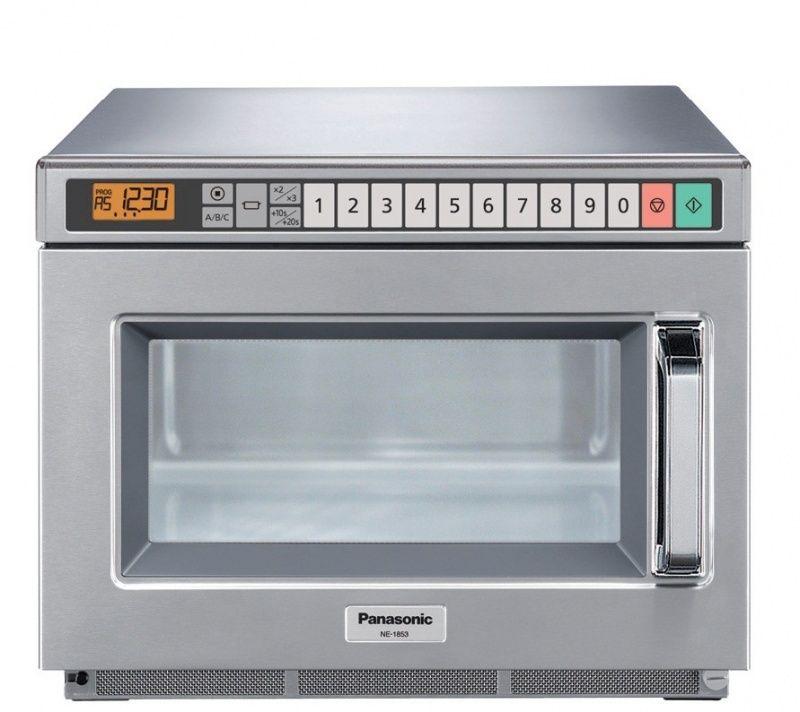panasonic ne1853 1800 watt commercial microwave