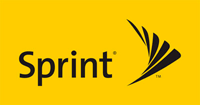 [Sprint's new logo]