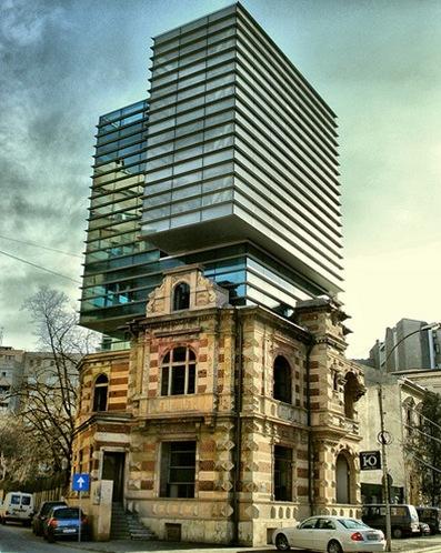 Architecture of Romania