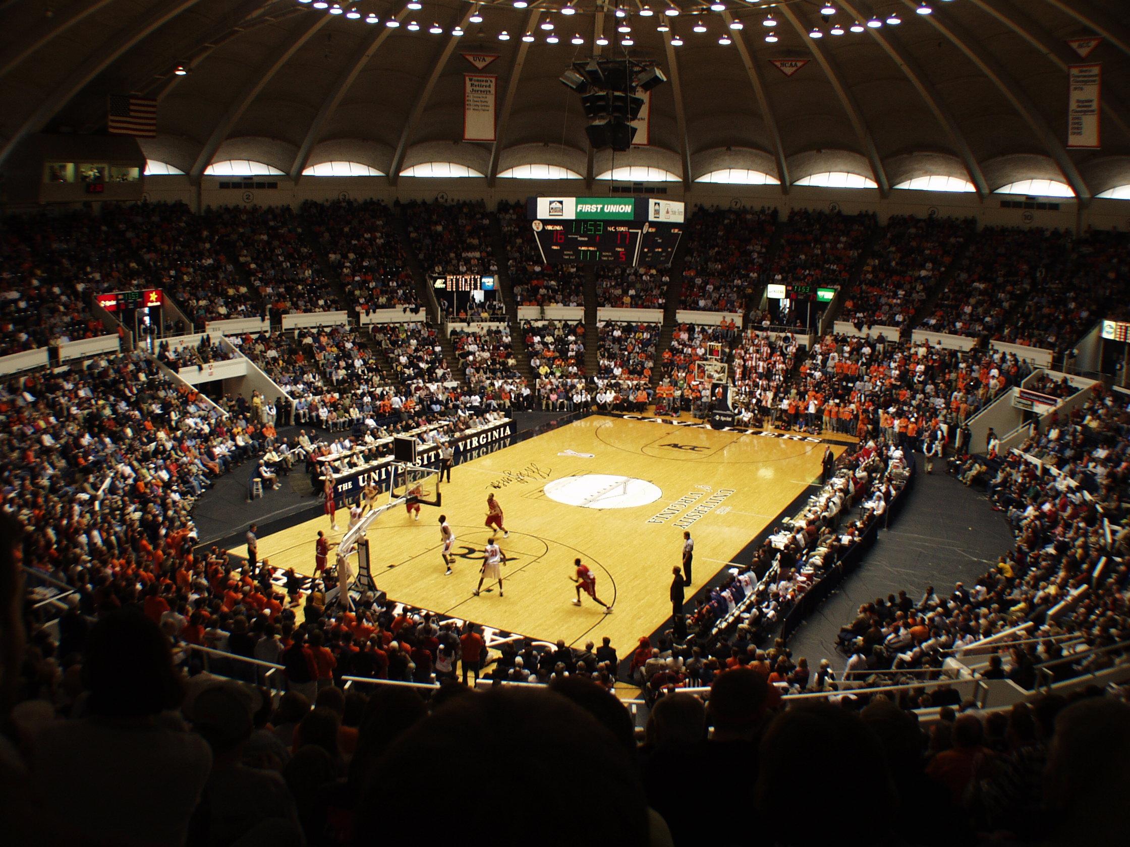 Uva Basketball Vs Nc State