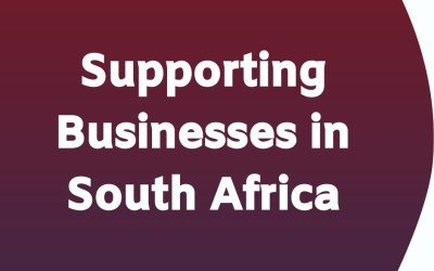 CSA Sha-Izwe Supports Business in South Africa
