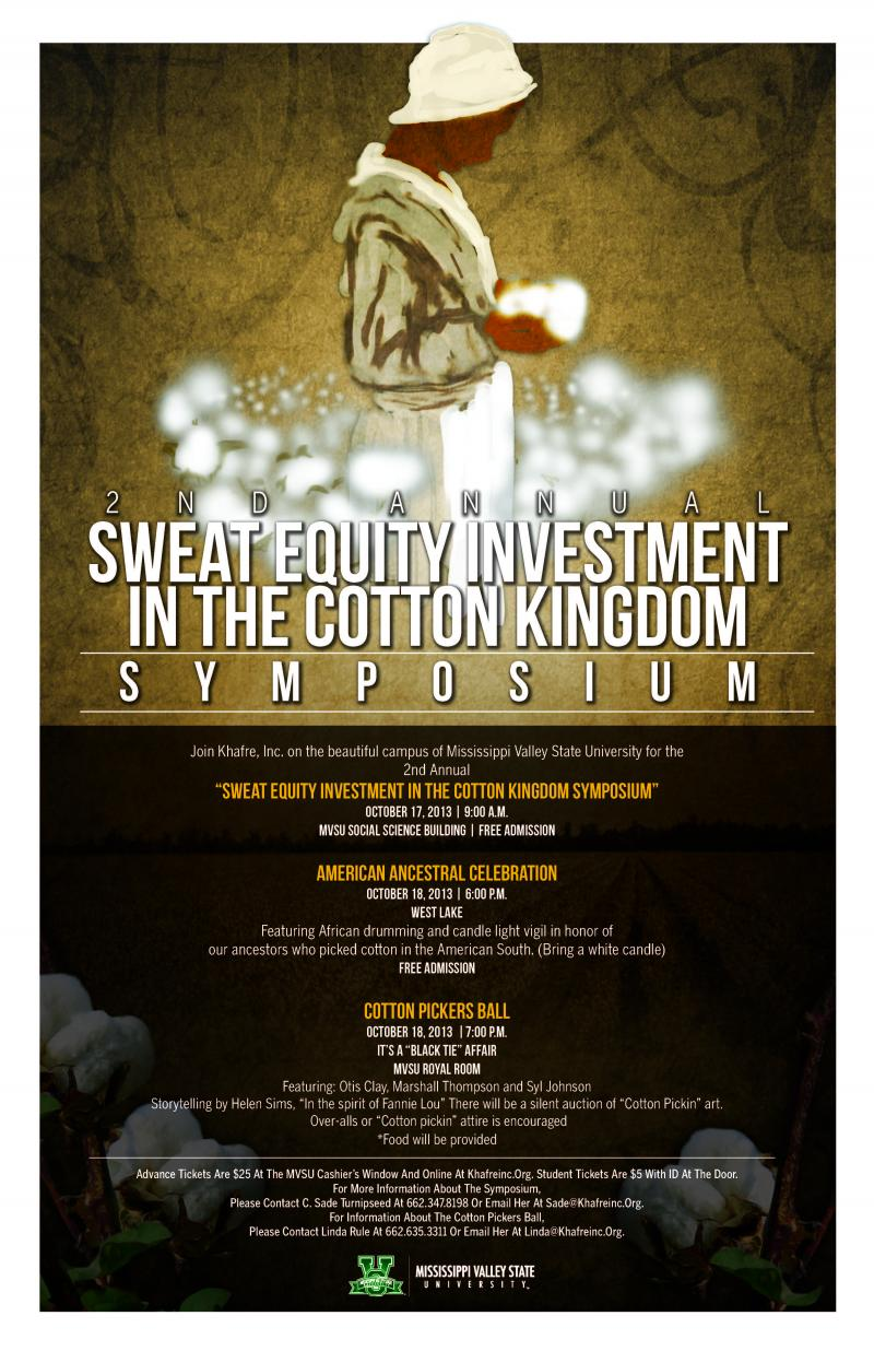Khafre Inc NEWSUPDATESFOR IMMEDIATE RELEASE The 4th Annual Sweat Equity Investment In The