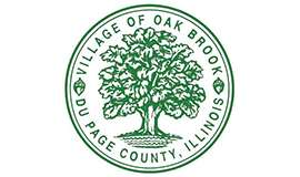 Village of Oak Brook Logo
