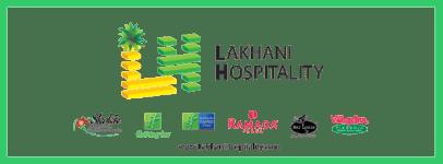 Lakhani Hospitality - Holiday Inn Logo
