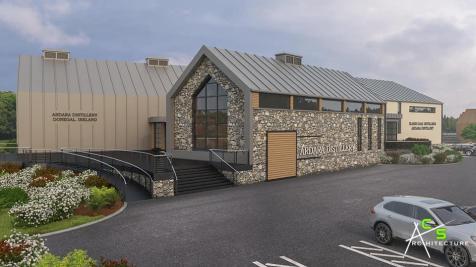 Proposed new Ardara Distillery