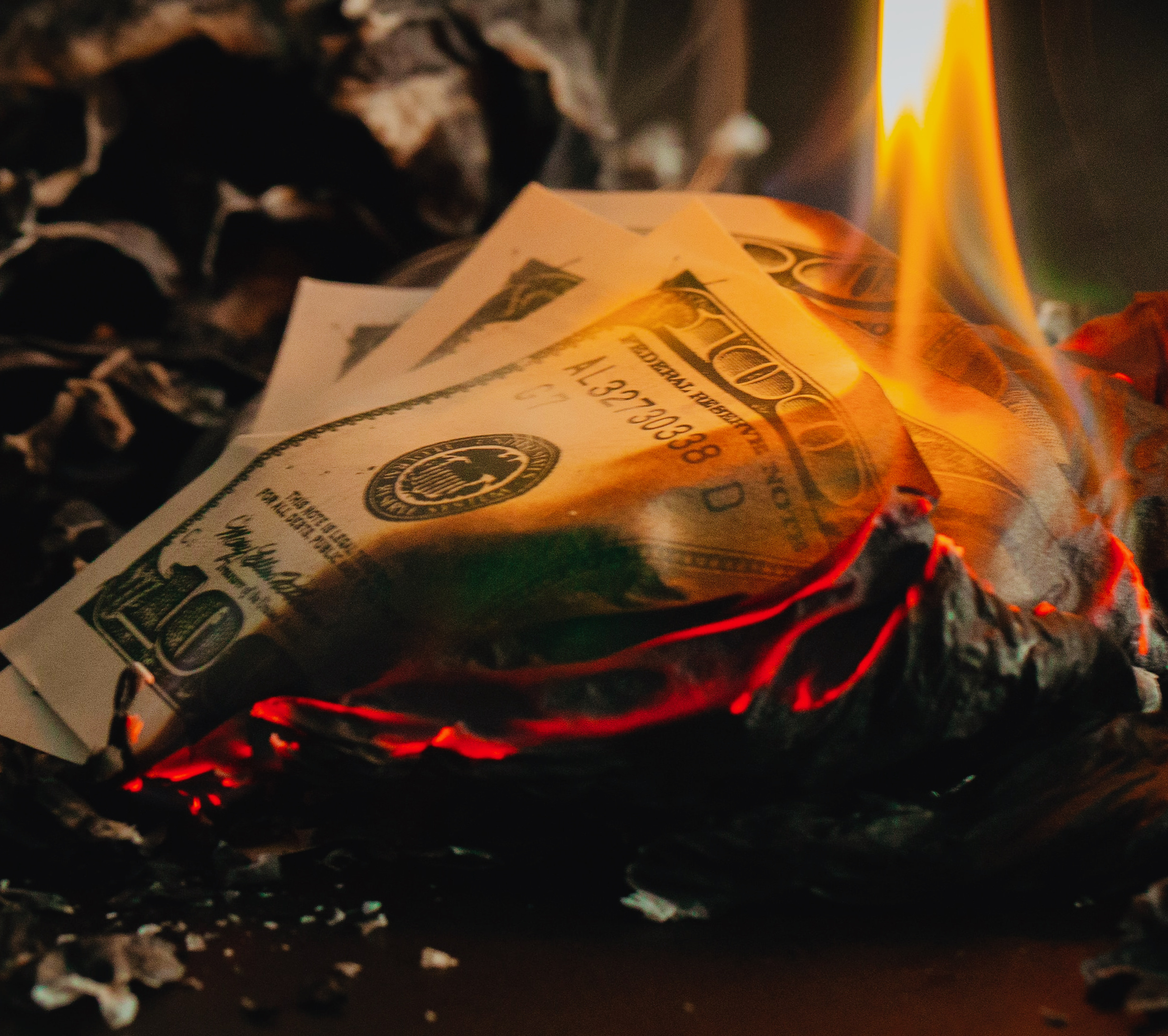 Money on Fire in Contact Centers