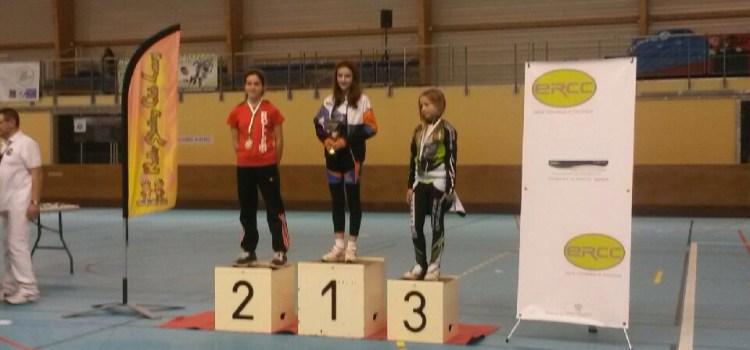 Junior team : retour sur la première journée au qualificatif des championnats de France