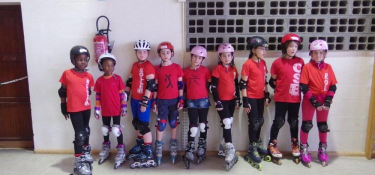 Kid's Roller à Breuillet