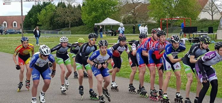 Championnat régional route de roller