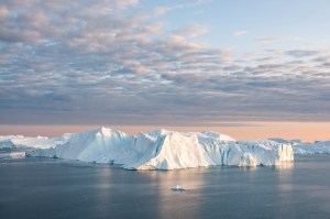 Iceberg - Source: Haasmann, Robert. Iceberg in Greenland. Digital Image. Shutterstock, [Date Published Unknown]