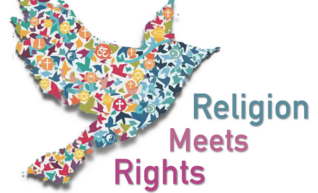 Regional Consultation - Expression Opinion Religious Freedom Logo