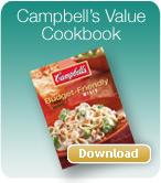 Campbell's Value Cookbook