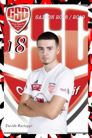 #18 Davide RACIOPPI