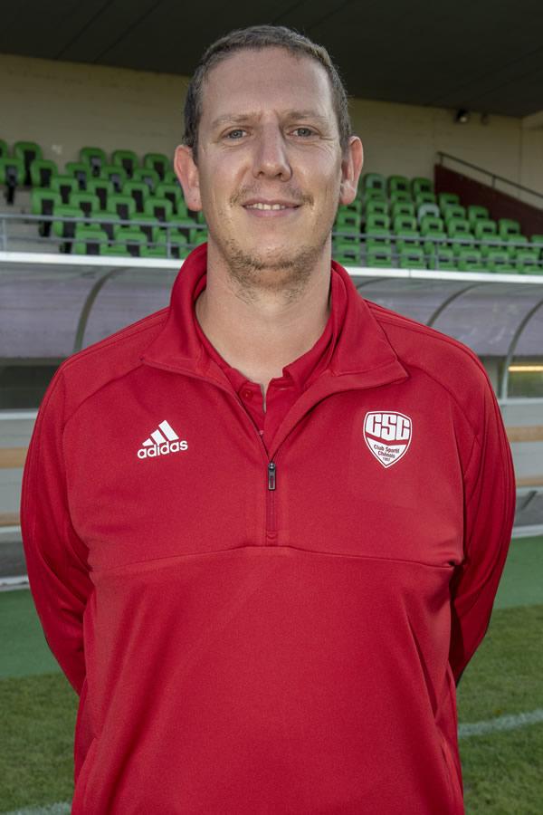 Frédéric GUENIAT - Juniors BabyFoot 2013