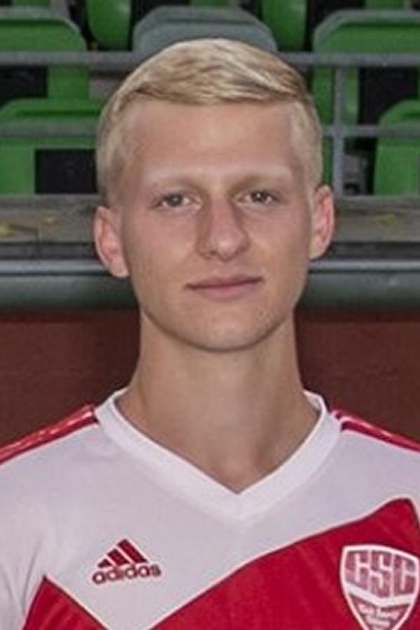Fabian MELLY - EF 2010