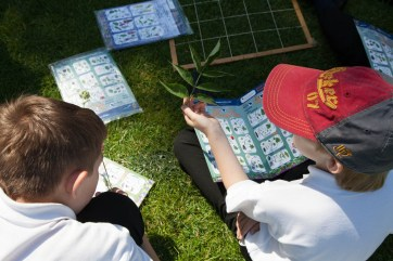 Environmental survey and planning for school grounds