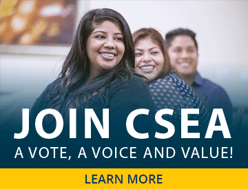 Join CSEA!